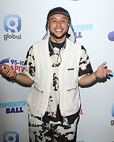 Jax Jones at the Capital FM Summertime Ball at Wembley Stadium, London on June 8th 2019<br /> CAP/ROS<br /> ©ROS/Capital Pictures