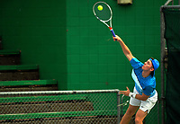 Connor Williamson. 2017 Wellington Open tennis championship at Renouf Tennis Centre in Wellington, New Zealand on Tuesday, 19 December 2017. Photo: Dave Lintott / lintottphoto.co.nz