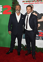 WESTWOOD, CA - NOVEMBER 5: Mel Gibson and Mark Wahlberg at the premiere of Daddy's Home 2 at the Regency Village Theater in Westwood, California on November 5, 2017. <br /> CAP/MPI/FS<br /> &copy;FS/MPI/Capital Pictures