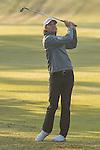 Peter Uihlein of USA plays an approach shot during the 58th UBS Hong Kong Golf Open as part of the European Tour on 09 December 2016, at the Hong Kong Golf Club, Fanling, Hong Kong, China. Photo by Marcio Rodrigo Machado / Power Sport Images