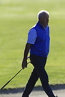 Gerry McIlroy (NIR) on the 1st hole during Thursday's Round 1 of the 2018 AT&amp;T Pebble Beach Pro-Am, held over 3 courses Pebble Beach, Spyglass Hill and Monterey, California, USA. 8th February 2018.<br /> Picture: Eoin Clarke | Golffile<br /> <br /> <br /> All photos usage must carry mandatory copyright credit (&copy; Golffile | Eoin Clarke)