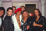 Allen Stephan, Billy Idol, Sam Kinison, Jimmy Shubert