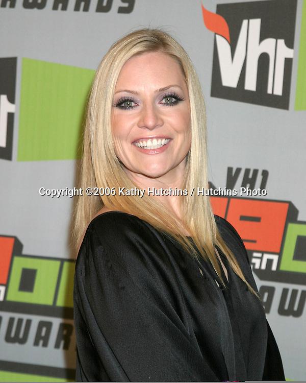 "Emily Proctor.""Big Brother All-Stars"".VH1 Presents ""Big in '06"".Sony Studios.Culver City , CA.December 2, 2006.©2006 Kathy Hutchins / Hutchins Photo...."