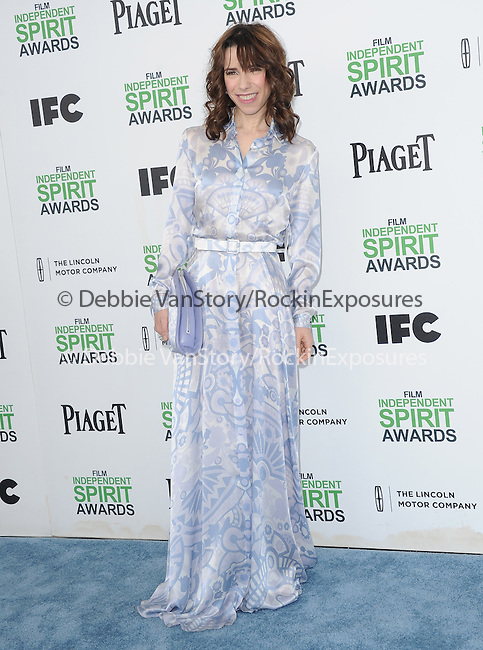 Sally Hawkins attends The 2014 Film Independent Spirit Awards held at Santa Monica Beach in Santa Monica, California on March 01,2014                                                                               © 2014 Hollywood Press Agency