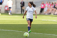 Bridgeview, IL, USA - Sunday, May 29, 2016:  Sky Blue FC midfielder Taylor Lytle (6) before a regular season National Women's Soccer League match between the Chicago Red Stars and Sky Blue FC at Toyota Park. The game ended in a 1-1 tie.