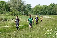 Nederland - Spaarnwoude  -  mei 2018. De Strong Viking Hills Edition. Obstacle Run.  Foto mag niet in negatieve / schadelijke context gefotografeerd worden.     Foto Berlinda van Dam / Hollandse Hoogte.