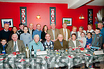 90th Birthday : Martin O'Donnell, Duagh celebrating his 90th birthday with family & friends at Eabha Joan's Restaurant, Listowel on Saturday afternoon last.