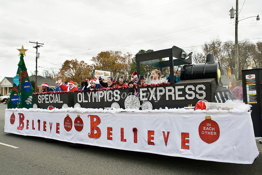 Old Fashioned Christmas Float Ideas