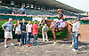 Intrepid Alex winning at Delaware Park on 6/23/15