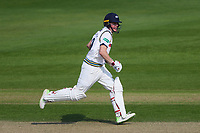 Picture by Alex Whitehead/SWpix.com - 21/04/2018 - Cricket - Specsavers County Championship Div One - Yorkshire v Nottinghamshire, Day 2 - Emerald Headingley Stadium, Leeds, England - Yorkshire's Gary Ballance adds runs.