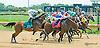 Word Racer winning at Delaware Park on 7/28/15