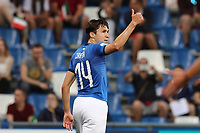 Federico Chiesa of Italy gestures<br /> Reggio Emilia 22-06-2019 Stadio Città del Tricolore <br /> Football UEFA Under 21 Championship Italy 2019<br /> Group Stage - Final Tournament Group A<br /> Belgium - Italy<br /> Photo Cesare Purini / Insidefoto