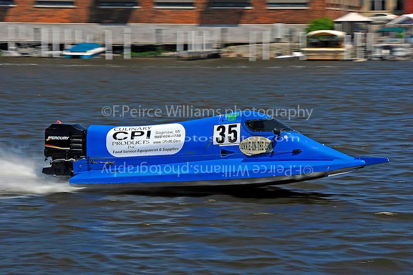 Mike Klepadlo (#35) (Formula 2)