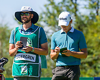 Joakim Lagergren (SWE) during the final round at the Nedbank Golf Challenge hosted by Gary Player,  Gary Player country Club, Sun City, Rustenburg, South Africa. 17/11/2019 <br /> Picture: Golffile | Tyrone Winfield<br /> <br /> <br /> All photo usage must carry mandatory copyright credit (© Golffile | Tyrone Winfield)