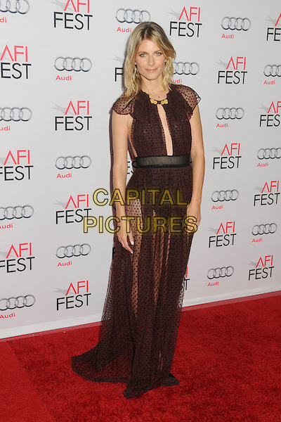 5 November 2015 - Hollywood, California - Melanie Laurent. AFI FEST 2015 - &quot;By The Sea&quot; Premiere held at the TCL Chinese Theatre.  <br /> CAP/ADM/BP<br /> &copy;BP/ADM/Capital Pictures
