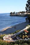 Cowell's Beach in Santa Cruz