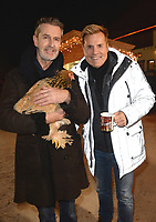 www.acepixs.com<br /> <br /> November 14 2017, Henndorf<br /> <br /> Rupert Everett (L) and Dieter Bohlen attended the Gut Aiderbichl Christmas Market opening on November 14, 2017 in Henndorf am Wallersee, Austria.<br /> <br /> By Line: Famous/ACE Pictures<br /> <br /> <br /> ACE Pictures Inc<br /> Tel: 6467670430<br /> Email: info@acepixs.com<br /> www.acepixs.com