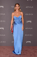 LOS ANGELES, CA - NOVEMBER 04: Rosie Huntington-Whiteley at the 2017 LACMA Art + Film Gala Honoring Mark Bradford And George Lucas at LACMA on November 4, 2017 in Los Angeles, California. Credit: David Edwards/MediaPunch /NortePhoto.com