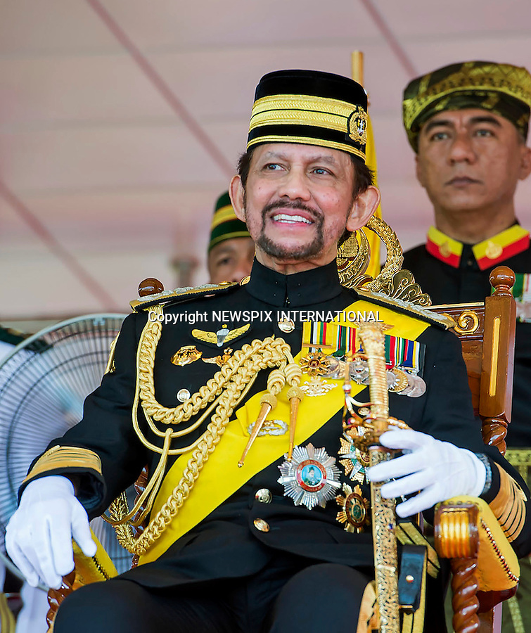 16.07.2016; Bandar Seri Begawan, Brunei: SULTAN HASSANAL BOLKIAH OF BRUNEI<br />