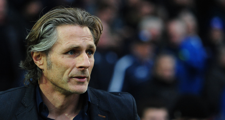 Wycombe Wanderers manager Gareth Ainsworth <br /> <br /> Photographer Chris Vaughan/CameraSport<br /> <br /> The Emirates FA Cup Second Round - Chesterfield v Wycombe Wanderers - Saturday 3rd December 2016 - Proact Stadium - Chesterfield<br />  <br /> World Copyright &copy; 2016 CameraSport. All rights reserved. 43 Linden Ave. Countesthorpe. Leicester. England. LE8 5PG - Tel: +44 (0) 116 277 4147 - admin@camerasport.com - www.camerasport.com