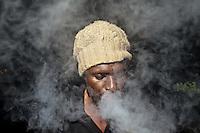 Hip-hop artist P.O.P.