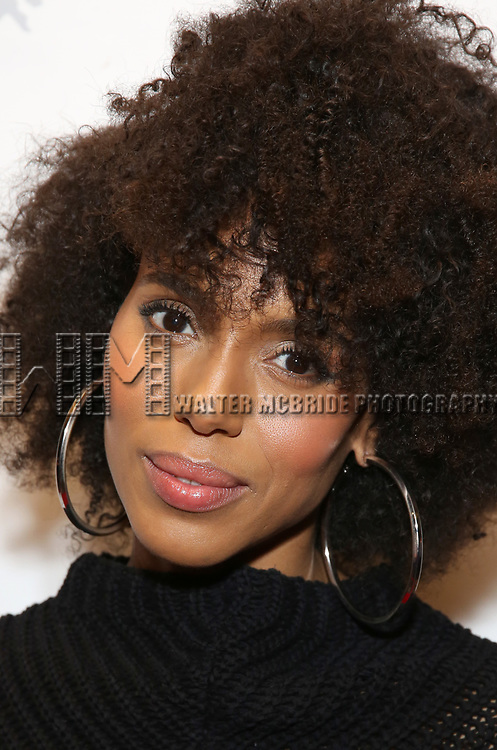 "Kerry Washington during the Opening Night Celebration for ""Good Grief"" at the Vineyard Theatre on October 28, 2018 in New York City."
