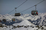 Ischgl Ski Area, Austria and Switzerland,