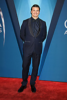 08 November 2017 - Nashville, Tennessee - Jason Ritter. 51st Annual CMA Awards, Country Music's Biggest Night, held at Bridgestone Arena.<br /> CAP/ADM/LF<br /> &copy;LF/ADM/Capital Pictures