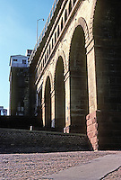 St. Louis: Eads Bridge.