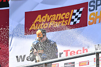IMSA WeatherTech SportsCar Championship<br /> Advance Auto Parts SportsCar Showdown<br /> Circuit of The Americas, Austin, TX USA<br /> Saturday 6 May 2017<br /> 10, Cadillac DPi, P, Ricky Taylor, Jordan Taylor<br /> World Copyright: Richard Dole<br /> LAT Images<br /> ref: Digital Image RD_COTA_17355
