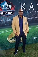 MIAMI BEACH, FL - JANUARY 30: FOX SUPER BOWL LIV ACTIVATION AT LUMMUS PARK AND FOX SPORTS SOUTH BEACH STUDIO: Pro Football Hall of Fame member Charles Haley at FOX's weeklong interactive fan experience on the beach in Miami at Lummus Park on January 30, 2020 in Miami Beach, Florida. (Photo by Frank Micelotta/Fox/PictureGroup)