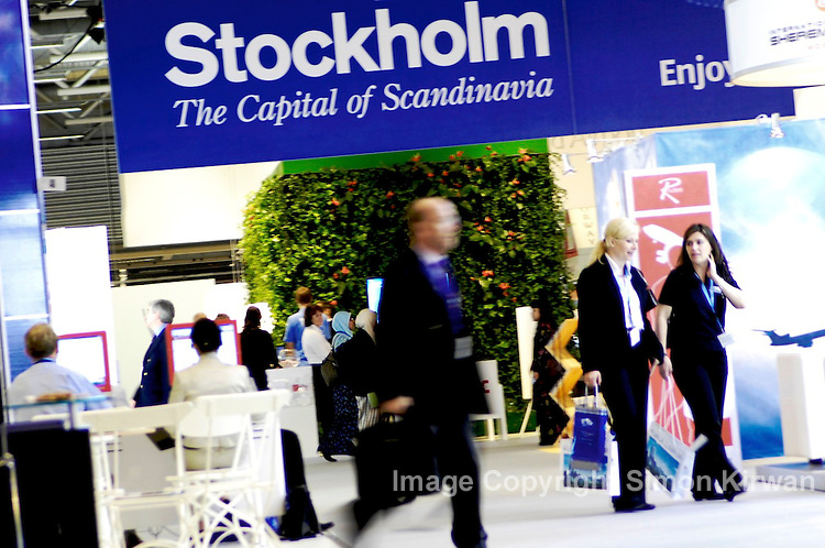 Corporate events - Routes Stockholm 2007