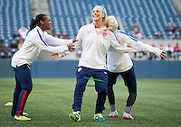 USWNT Training, October 20, 2015