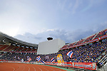 Thailand' Fans, SEPTEMBER 6, 2016 - Football / Soccer : FIFA World Cup Russia 2018 Asian Qualifier Final Round Group B match between Thailand 0-2 Japan at Rajamangala National Stadium, Bangkok, Thailand. (Photo by Yusuke Nakanishi/AFLO SPORT)