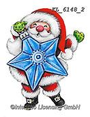 CHRISTMAS SANTA, SNOWMAN, WEIHNACHTSMÄNNER, SCHNEEMÄNNER, PAPÁ NOEL, MUÑECOS DE NIEVE, paintings+++++,KL6148/2,#x#