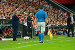 ATHLETIC CLUB-SHAKHTAR DONETS during the campions league<br /> lucescu<br /> PHOTOCALL3000