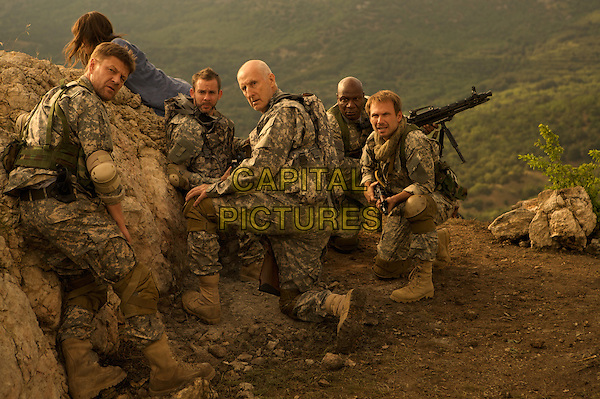 SEAN BEAN, DOMINIC MONAGHAN, JAMES CROMWELL, VING RHAMES, CHRISTIAN SLATER.in Soldiers of Fortune (2012) .*Filmstill - Editorial Use Only*.CAP/FB.Supplied by Capital Pictures.
