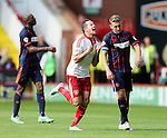 220815 Sheffield Utd v Blackpool