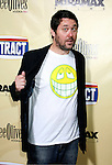 "HOLLYWOOD, CA. - August 24: Doug Benson arrives at the Los Angeles premiere of ""Extract"" at the ArcLight Hollywood on August 24, 2009 in Hollywood, California."