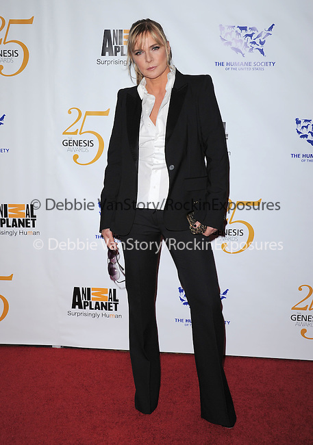 Milow the girl at The Humane Society of The United States celebration of The 25th Anniversary Genesis Awards in Beverly Hills, California on March 19,2011                                                                               © 2010 Hollywood Press Agency