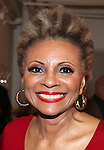 Leslie Uggams.backstage after the Opening Night Performance of New York City Center Encores! 'Pipe Dream'  in New York City on 3/28/2012.