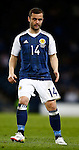 Shaun Maloney of Scotland during the Vauxhall International Challenge Match match at Hampden Park Stadium. Photo credit should read: Simon Bellis/Sportimage