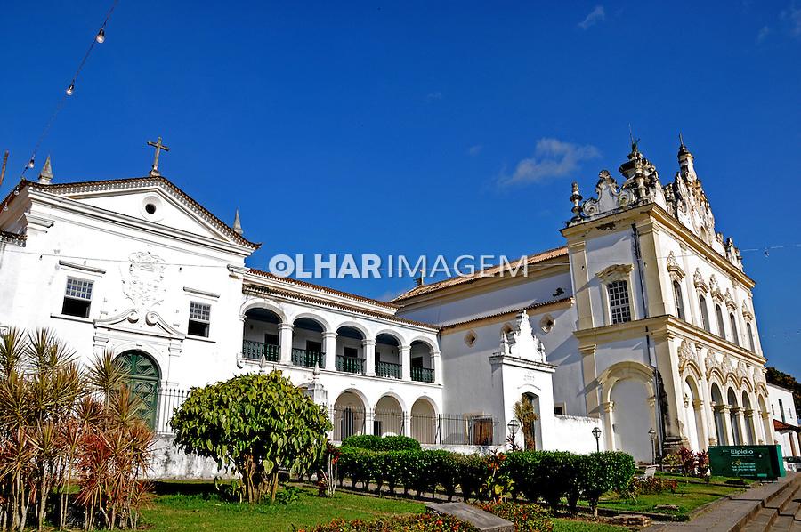 Igreja e Convento Nossa Senhora do Carmo em  Cachoeira. Bahia. 2011. Foto de Lucia Correia Lima