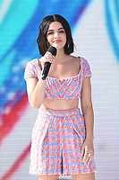 "Lucy Hale onstage at FOX's ""Teen Choice 2019"" at the Hermosa Beach Pier Plaza on August 11, 2019 in Hermosa Beach, California. (Photo by Frank Micelotta/Fox/PictureGroup)"