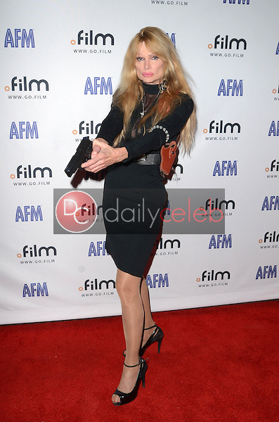 "Laurene Landon<br /> at the ""Syndicate Smasher"" Photo Call at the American Film Market, Lowe's Hotel, Santa Monica, CA 11-03-16<br /> David Edwards/DailyCeleb.com 818-249-4998"