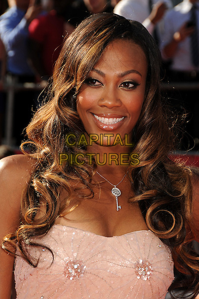 Kim Glass.2012 ESPY Awards - arrivals held at Nokia Theatre L.A. Live,  Los Angeles, California, USA..11th July 2012.headshot portrait pink.CAP/ADM/BP.©Byron Purvis/AdMedia/Capital Pictures.