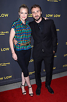"Elaine Hendrix, Nick Richey<br /> at the ""Low Low"" Los Angeles Premiere, Arclight, Hollywood, CA 08-15-19<br /> David Edwards/DailyCeleb.com 818-249-4998"