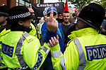 22/08/2015 North West Infidels demo