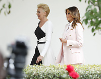 JUN 12 President and Mrs. Trump Welcome President and Mrs. Duda of Poland
