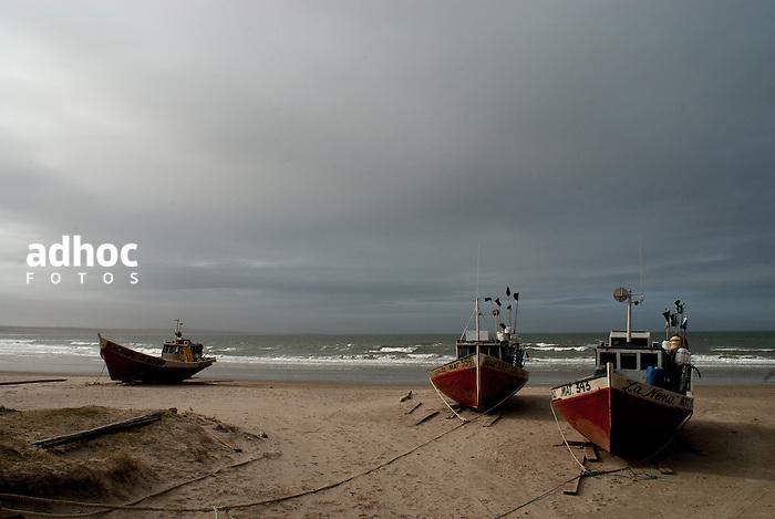 Cabo Polonio. Rocha, 2007.<br /> URUGUAY / MONTEVIDEO / <br /> Foto: Ricardo Ant&uacute;nez / AdhocFotos<br /> www.adhocfotos.com